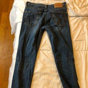 Levi's 511s - hardly worn